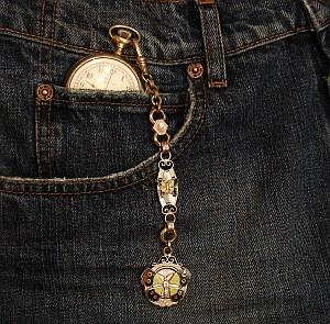 orologio da tasca come si indossa