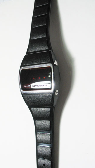 orologio texas instruments