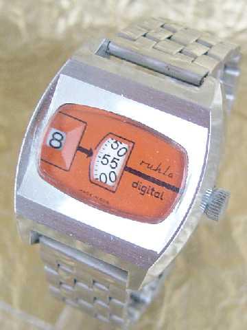 ruhla orologi