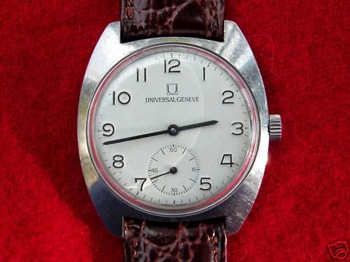 orologio universal geneve