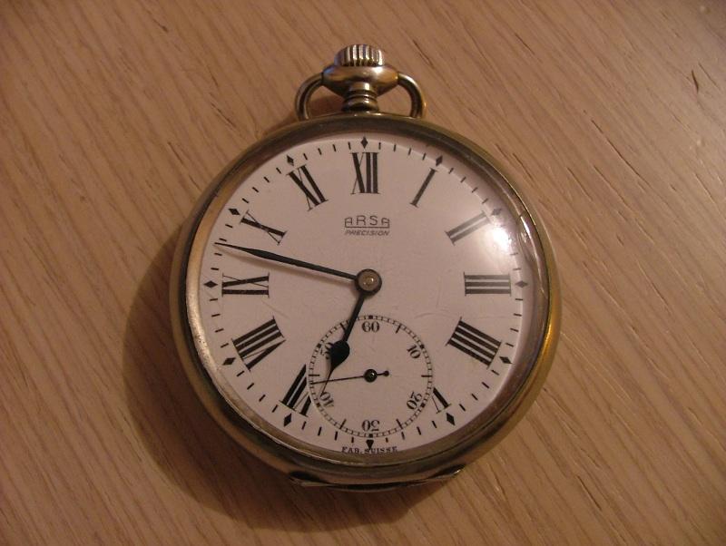 orologi antichi da tasca