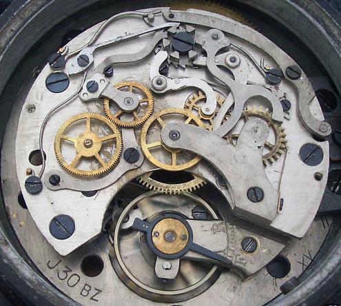 orologio a molla