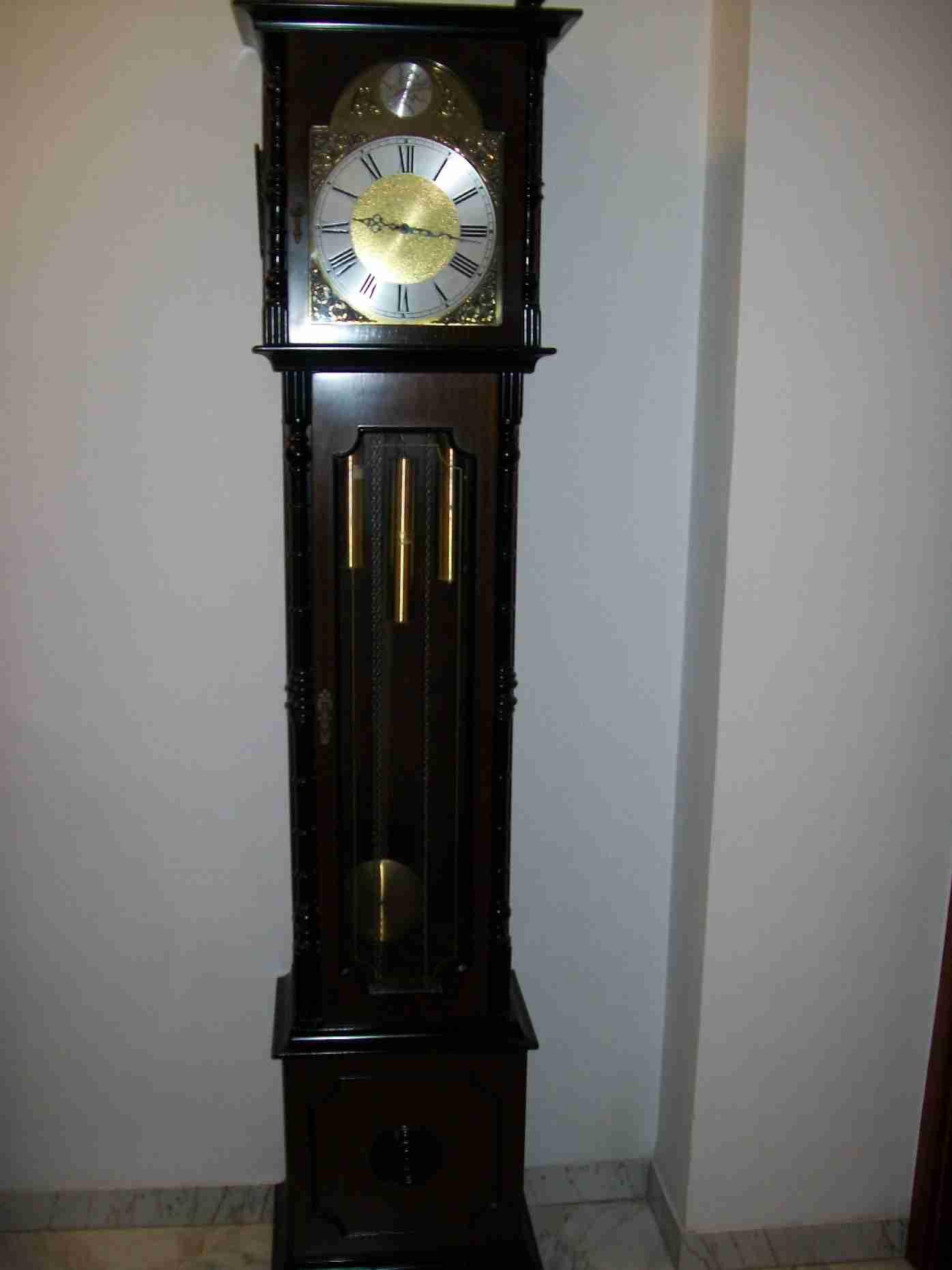 Orologio A Pendolo Westminster