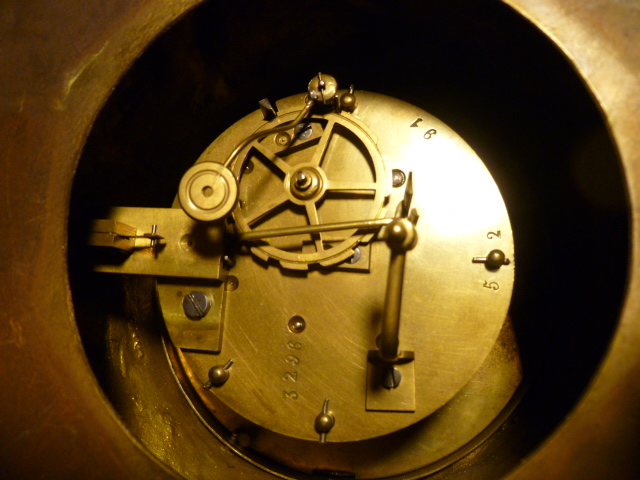 Meccanismo pendolo con suoneria
