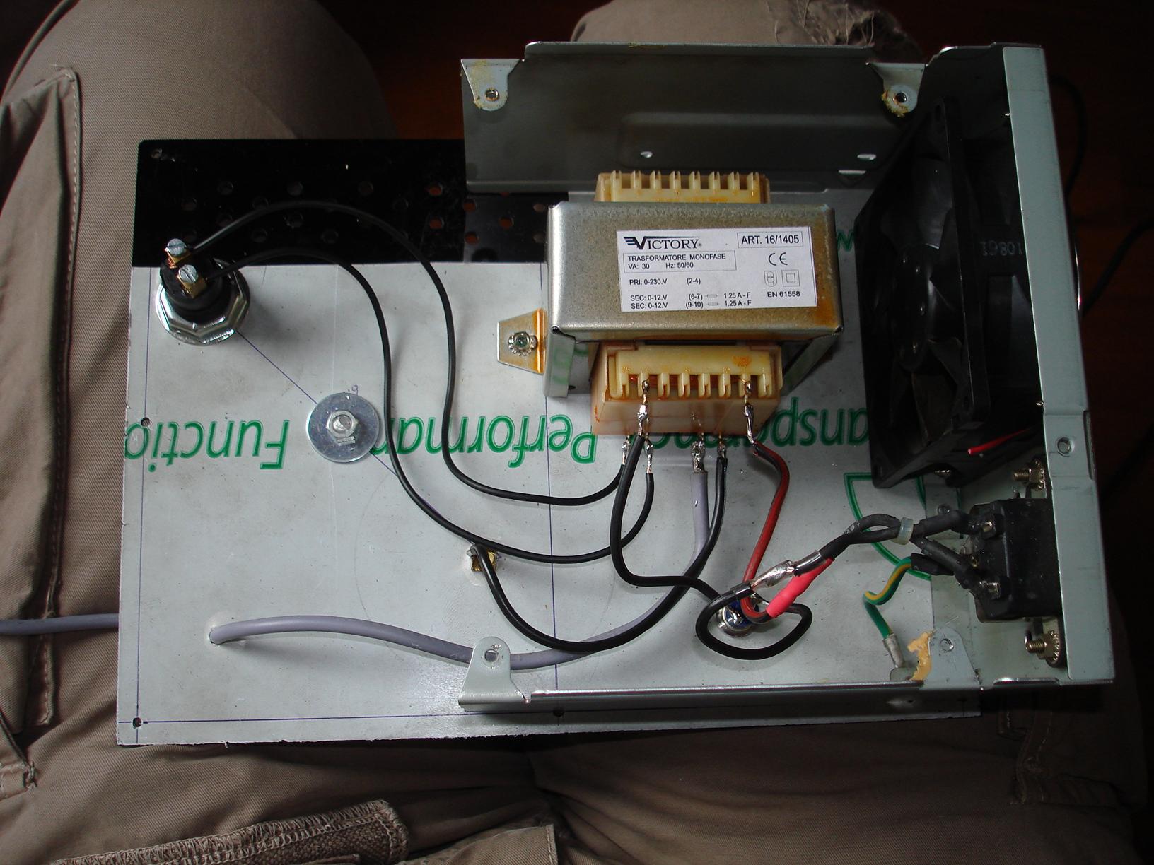 Come costruire una puntatrice elettrica - Areacom