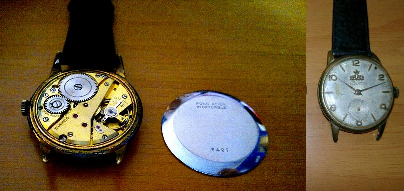 orologio walker
