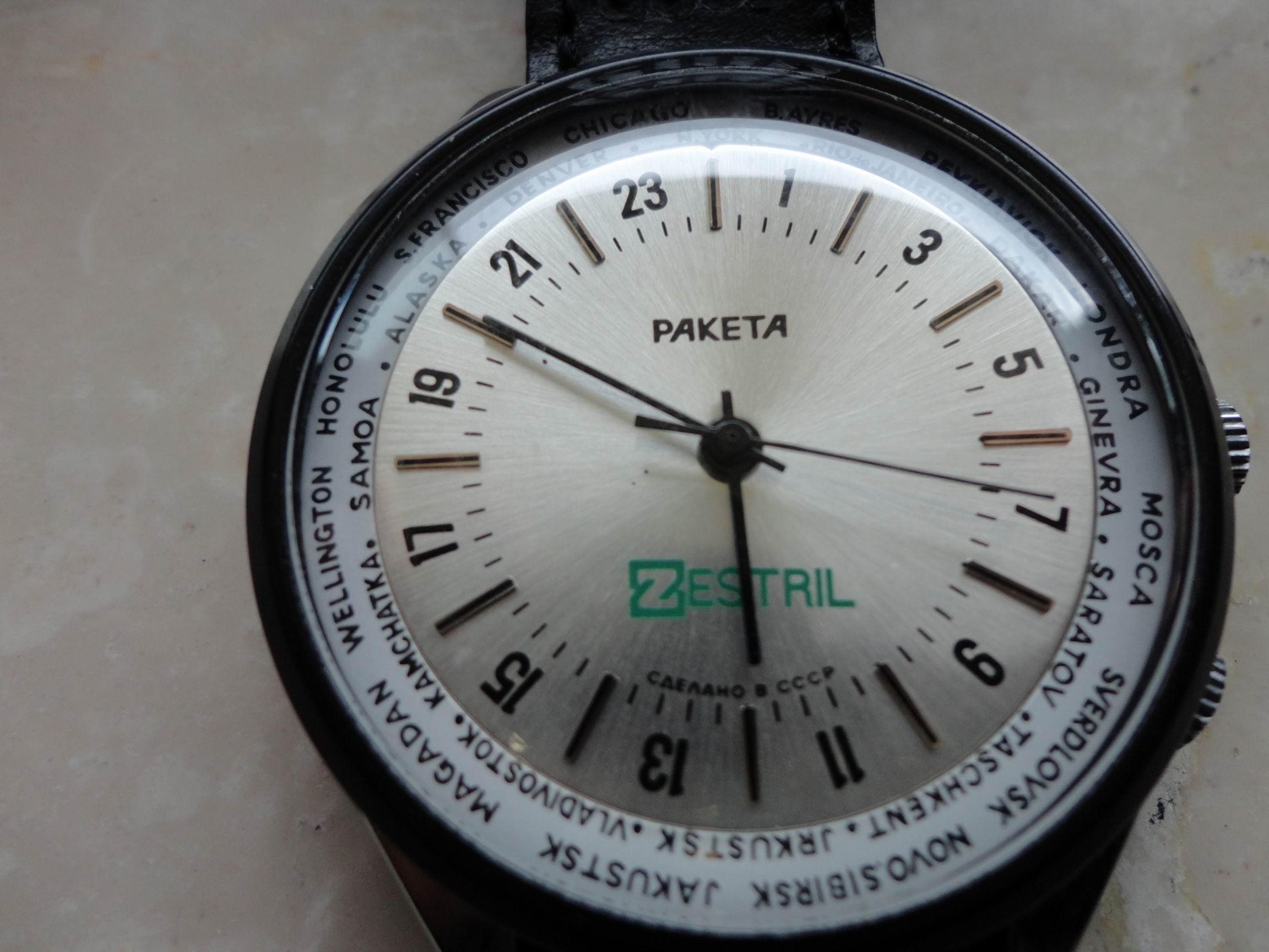 orologio raketa