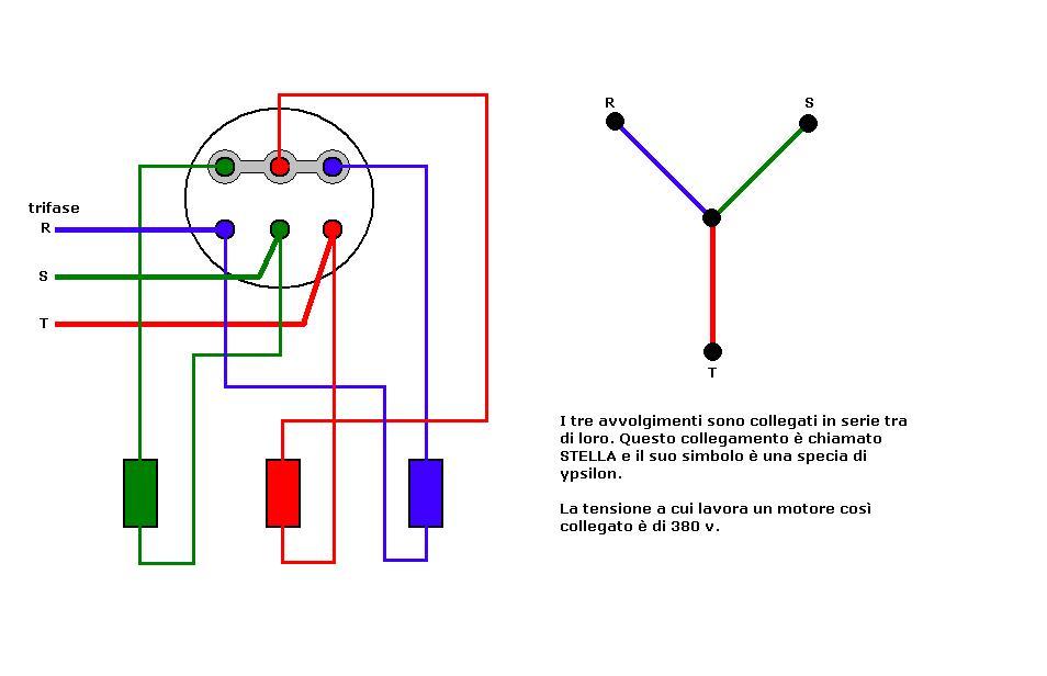 Schema Elettrico Ponte Sollevatore : Orologiko leggi argomento quale motore