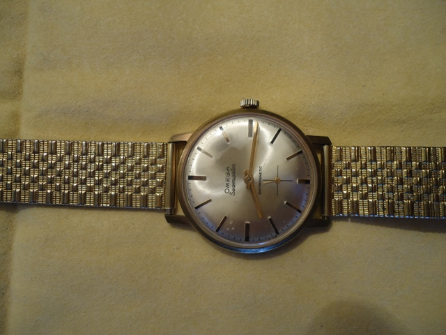 Orologio Omega Constellation Antimagnetic